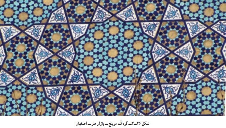گره کُند دوپنج ــ بازار هنر ــ اصفهان